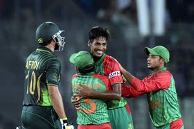 Bangladesh beat Pakistan by 7 wickets to snitch first T20 win against them